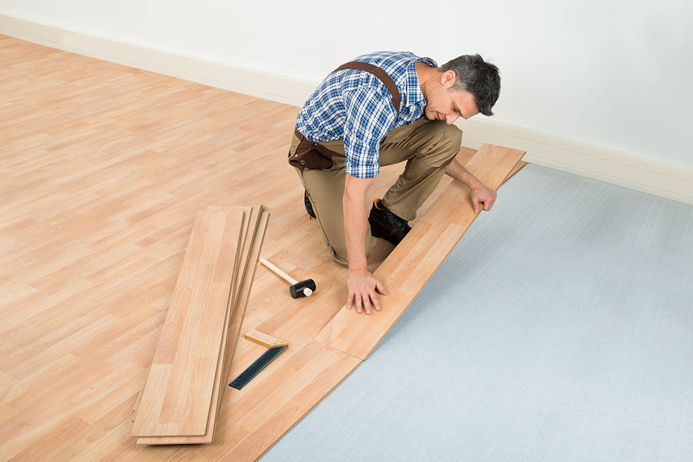 Floor Installers Insurance May Include: